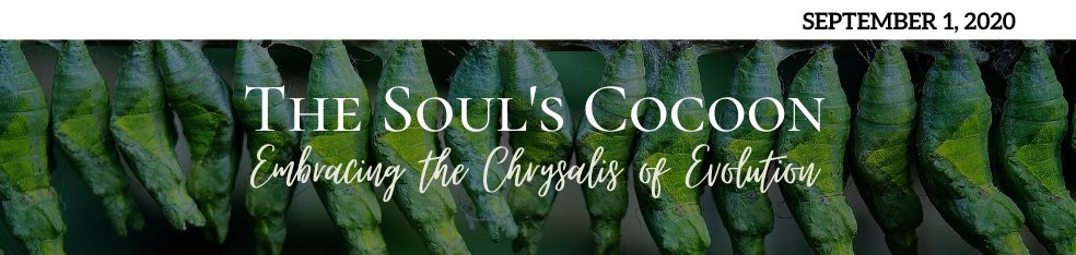 The Soul's Cocoon: Embracing the Chrysalis of Evolution